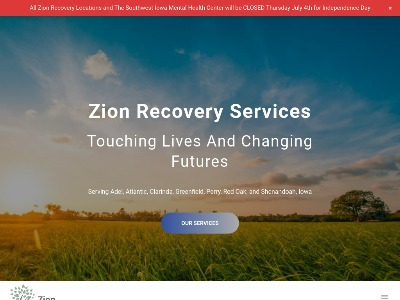 Zion Recovery Services 309 South 7th Street