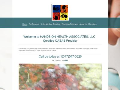 Hands On Health Associates LLC 249 Pennsylvania Avenue