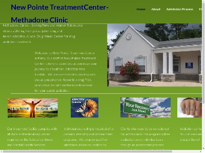 New Pointe Treatment Center LLC 1031 Keith Drive