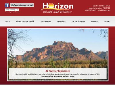 Horizon Health And Wellness 477, 447A, 507, 525 East Broadway Road