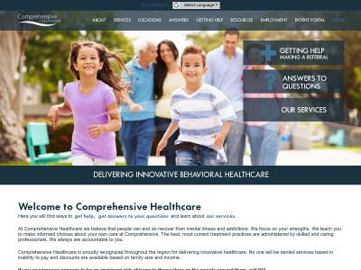 Comprehensive Healthcare 707 North Pearl Street