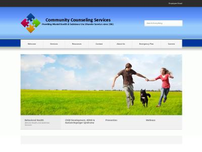 Community Counseling Services 357 Kansas Avenue SE