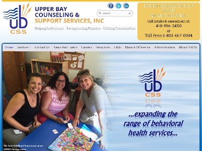 Upper Bay Counseling And Support Servs 200 Booth Street