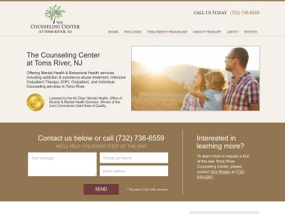 Counseling Center At Toms River 1198 Lakewood Road