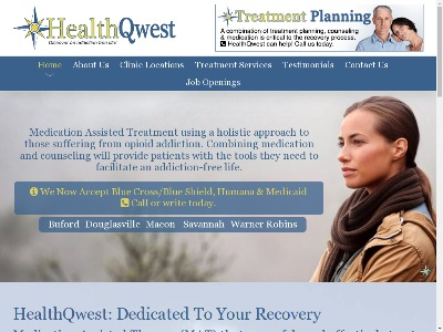 HealthQwest 607 Russell Parkway